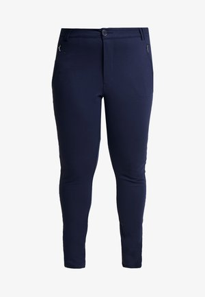 PANTS - Pantalones - dark navy