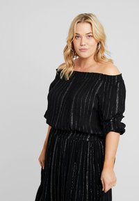 ADIA - BLOUSE  - Blouse - black - 0
