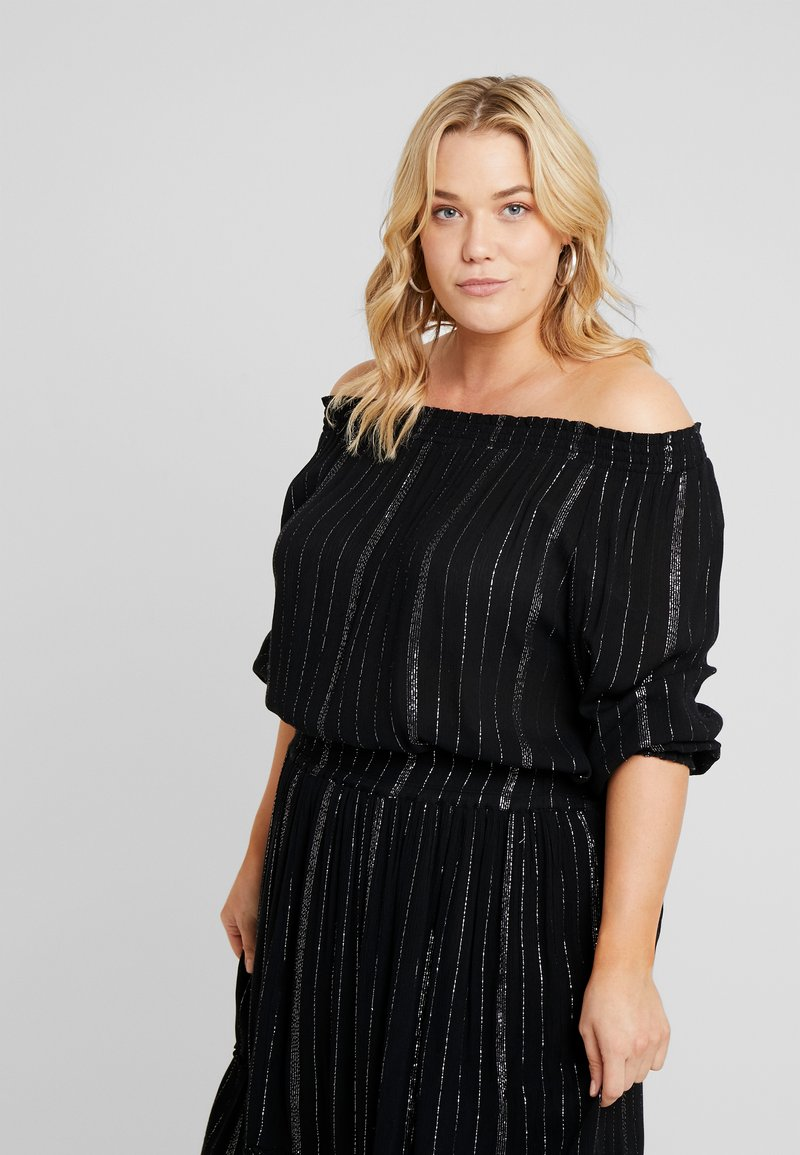 ADIA - BLOUSE  - Blouse - black