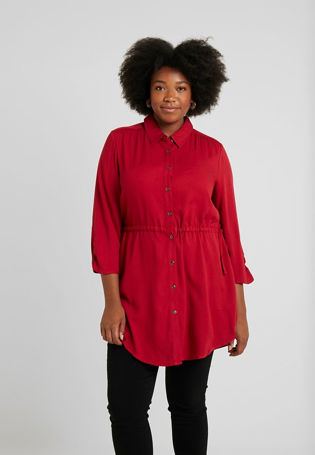 BLOUSE 3/4 SLEEVES - Paitapusero - red rio
