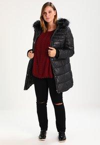 ADIA - Abrigo de invierno - black - 1