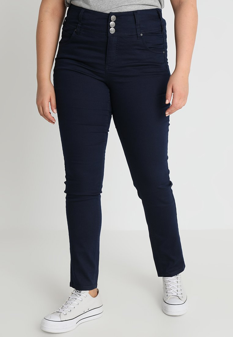 ADIA - ROME - Slim fit jeans - midnight navy