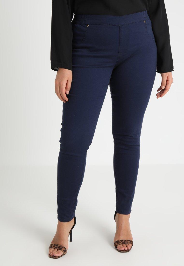 ADIA - ESSENTIAL - Jeans Skinny - midnight navy