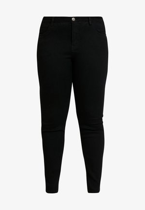 MILAN - Jean slim - black
