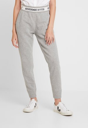 LOGO WAISTBAND - Pantalon de survêtement - grey melange