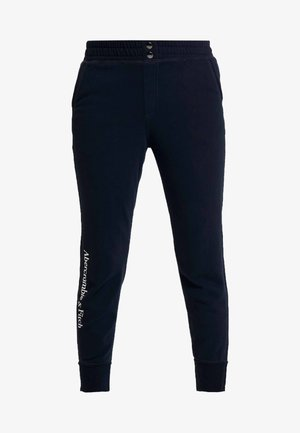 HIGH RISE JOGGER - Trainingsbroek - sky captian