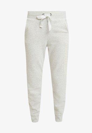 CORE LOGO JOGGER - Pantalones deportivos - heather