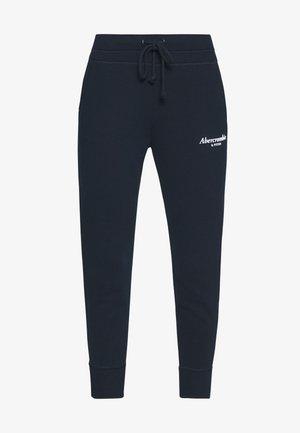 TREND LOGO  - Teplákové kalhoty - navy