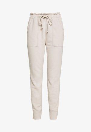 WAISTED JOGGER  - Teplákové kalhoty - chateau grey