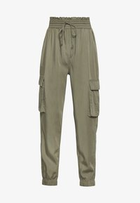Abercrombie & Fitch - JOGGER - Kalhoty - green - 4