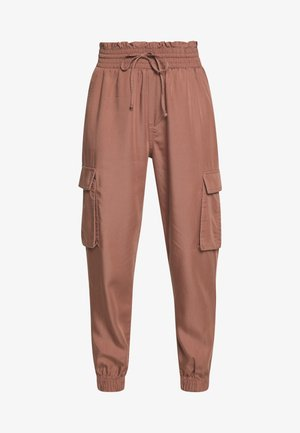JOGGER - Trousers - brown