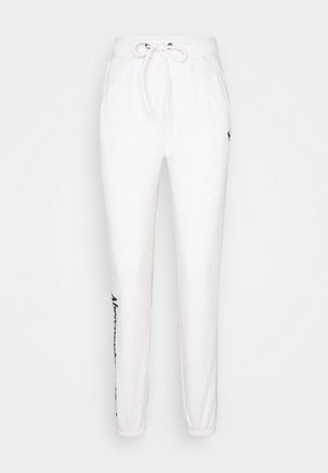 LOGO BANDED  - Pantalones deportivos - light grey