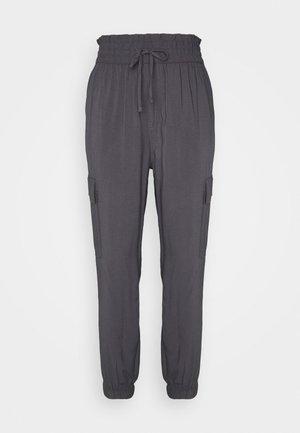 FASHION PANT  - Cargo trousers - asphalt