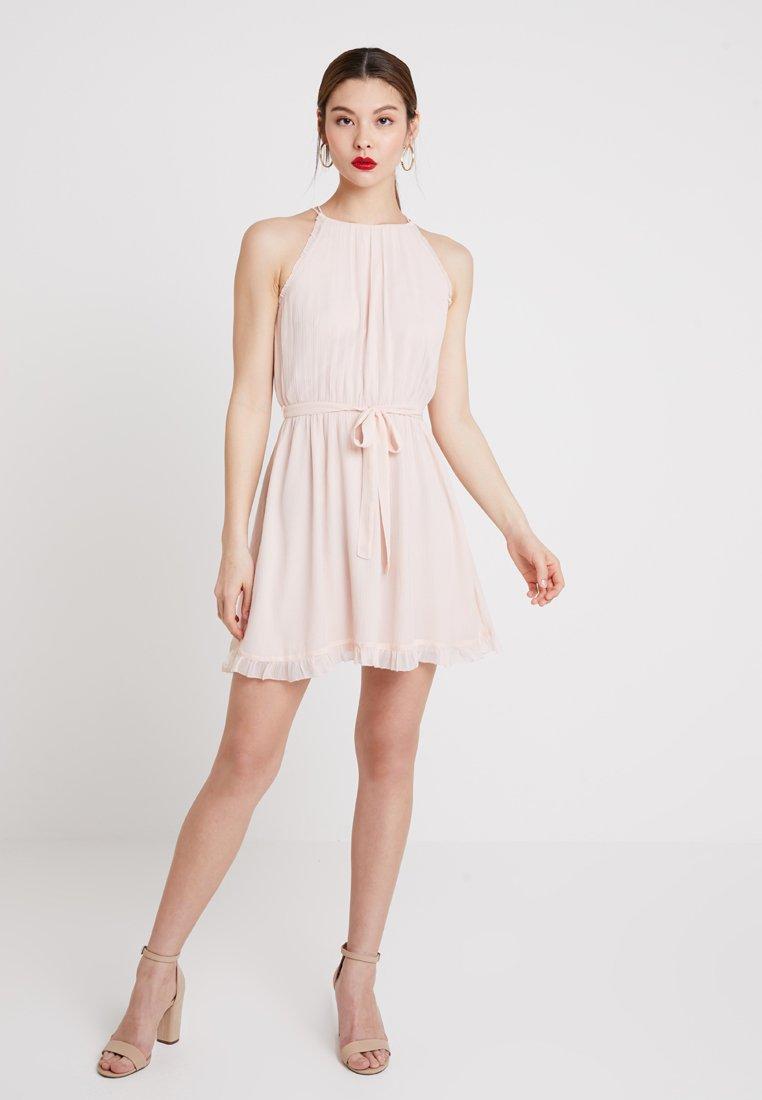 Abercrombie & Fitch - DRESS - Cocktailklänning - pink