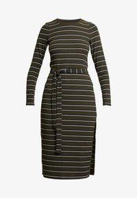 Abercrombie & Fitch - DRESS - Tubino - olive - 6