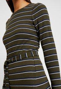 Abercrombie & Fitch - DRESS - Tubino - olive - 5