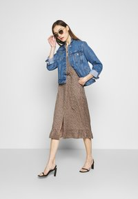 Abercrombie & Fitch - Day dress - brown - 1