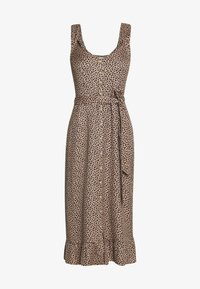 Abercrombie & Fitch - Day dress - brown - 5