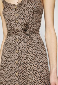 Abercrombie & Fitch - Day dress - brown - 6