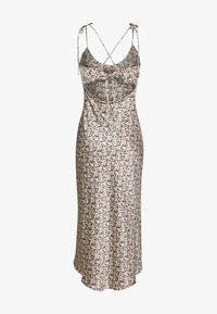 Abercrombie & Fitch - BARE TIE SHOULDER - Day dress - multi - 1