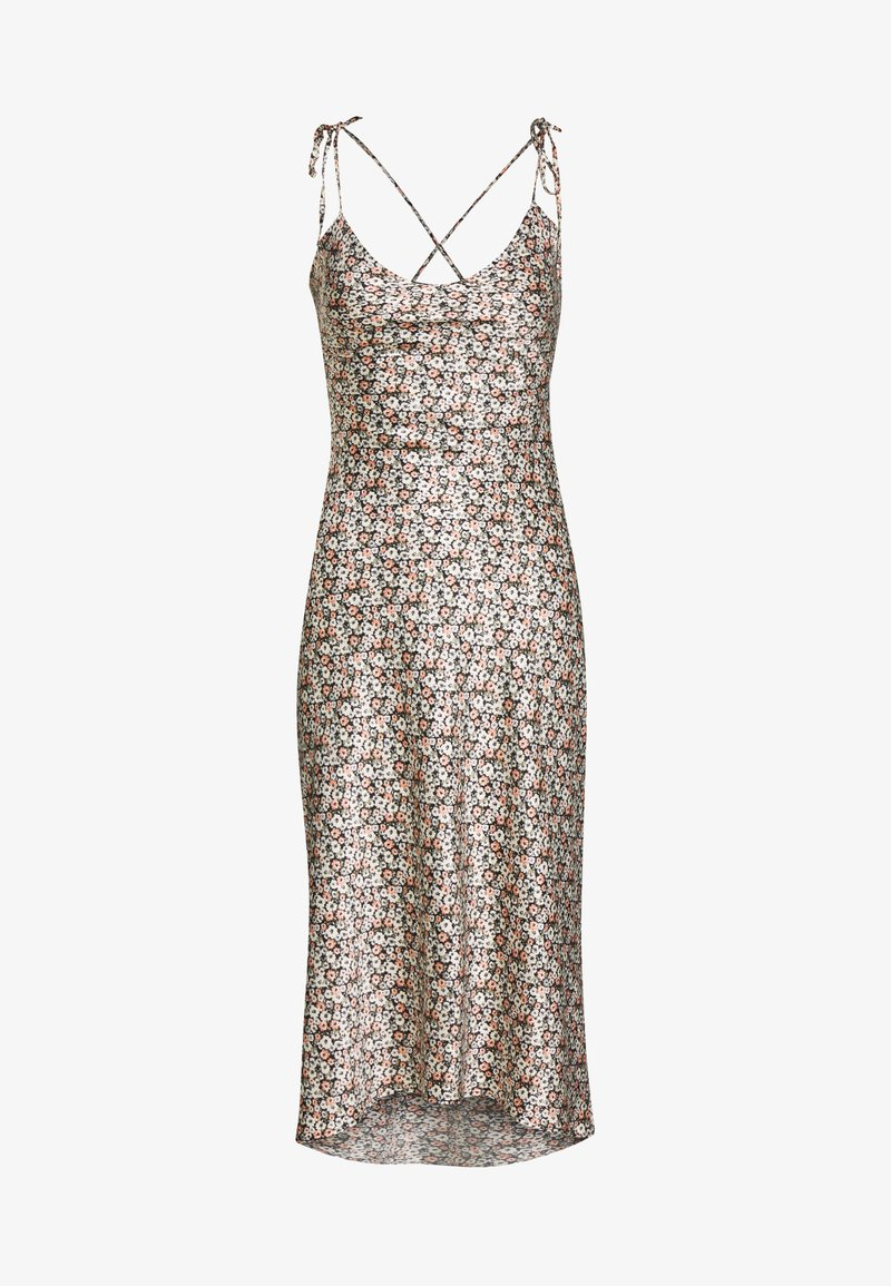 Abercrombie & Fitch - BARE TIE SHOULDER - Day dress - multi