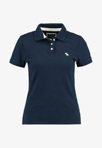 Abercrombie & Fitch - LOGO CLASSIC  - Polo - navy - 3