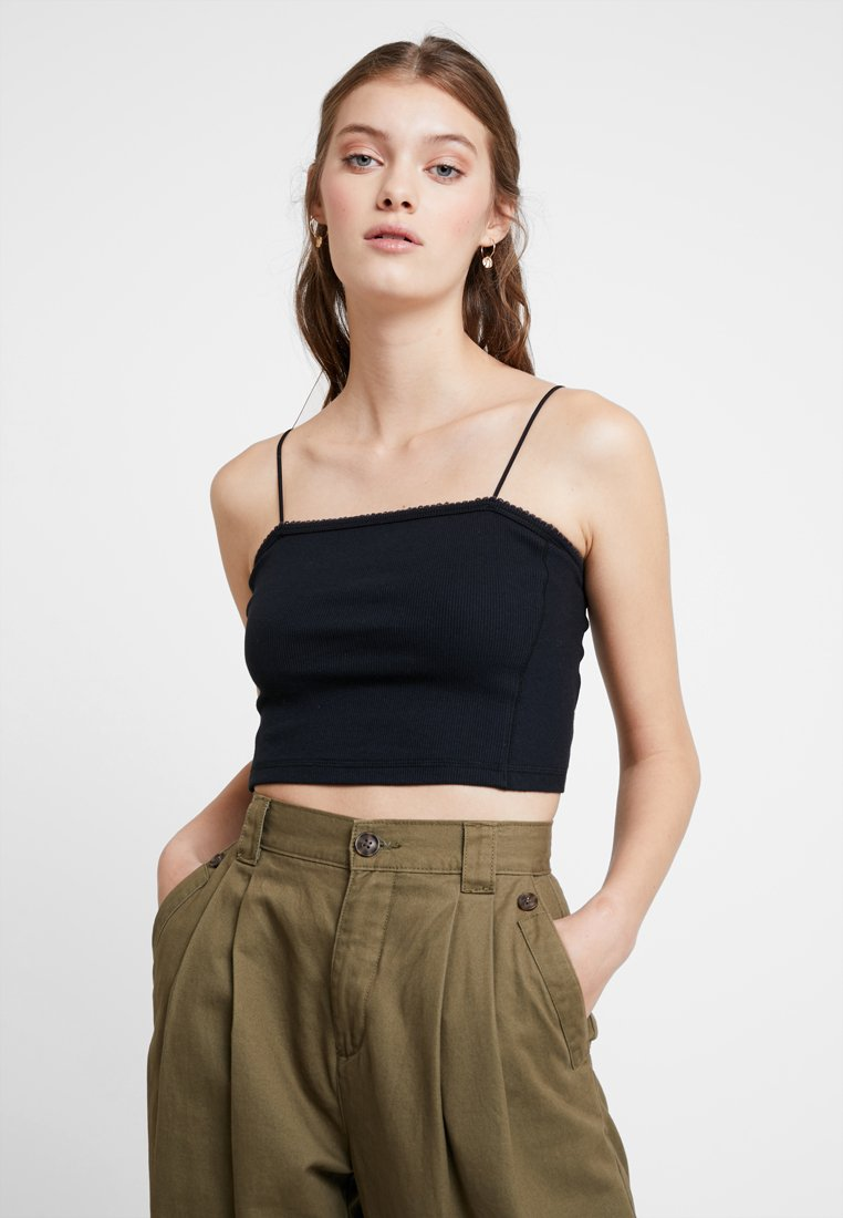 Abercrombie & Fitch - Top - black
