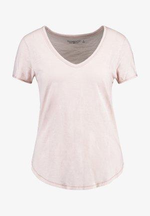 SOFT TEE - T-shirt basic - pink