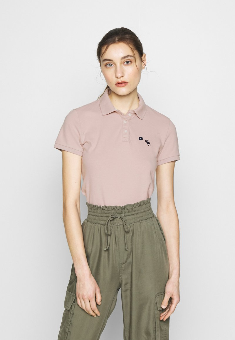 Abercrombie & Fitch - Poloskjorter - pink