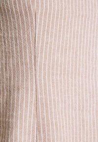 Abercrombie & Fitch - CHASE SLIP DRESS - Vestito estivo - tan - 2