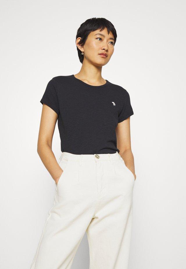 ICON CREW TEE - T-shirt basic - black