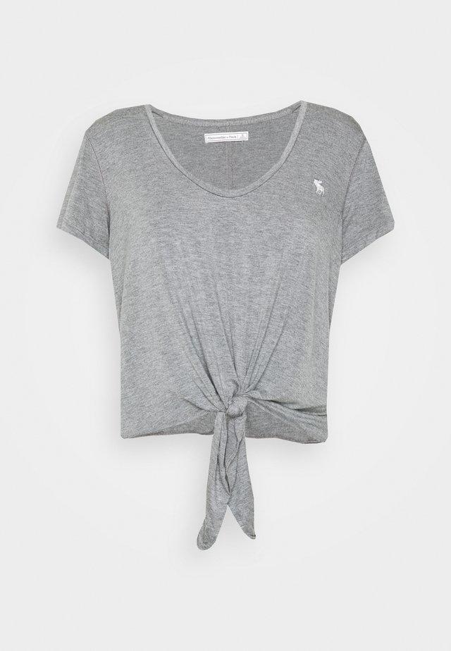 T-Shirt print - gray