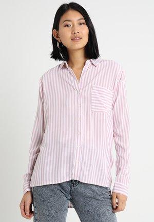 PREPPY - Camisa - pink/white
