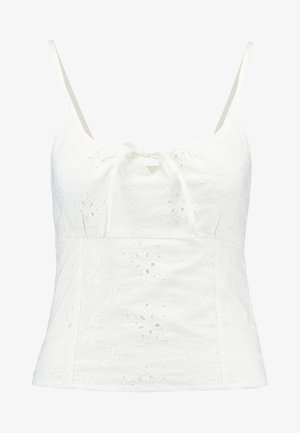 CUTWORK PAMI - Top - white
