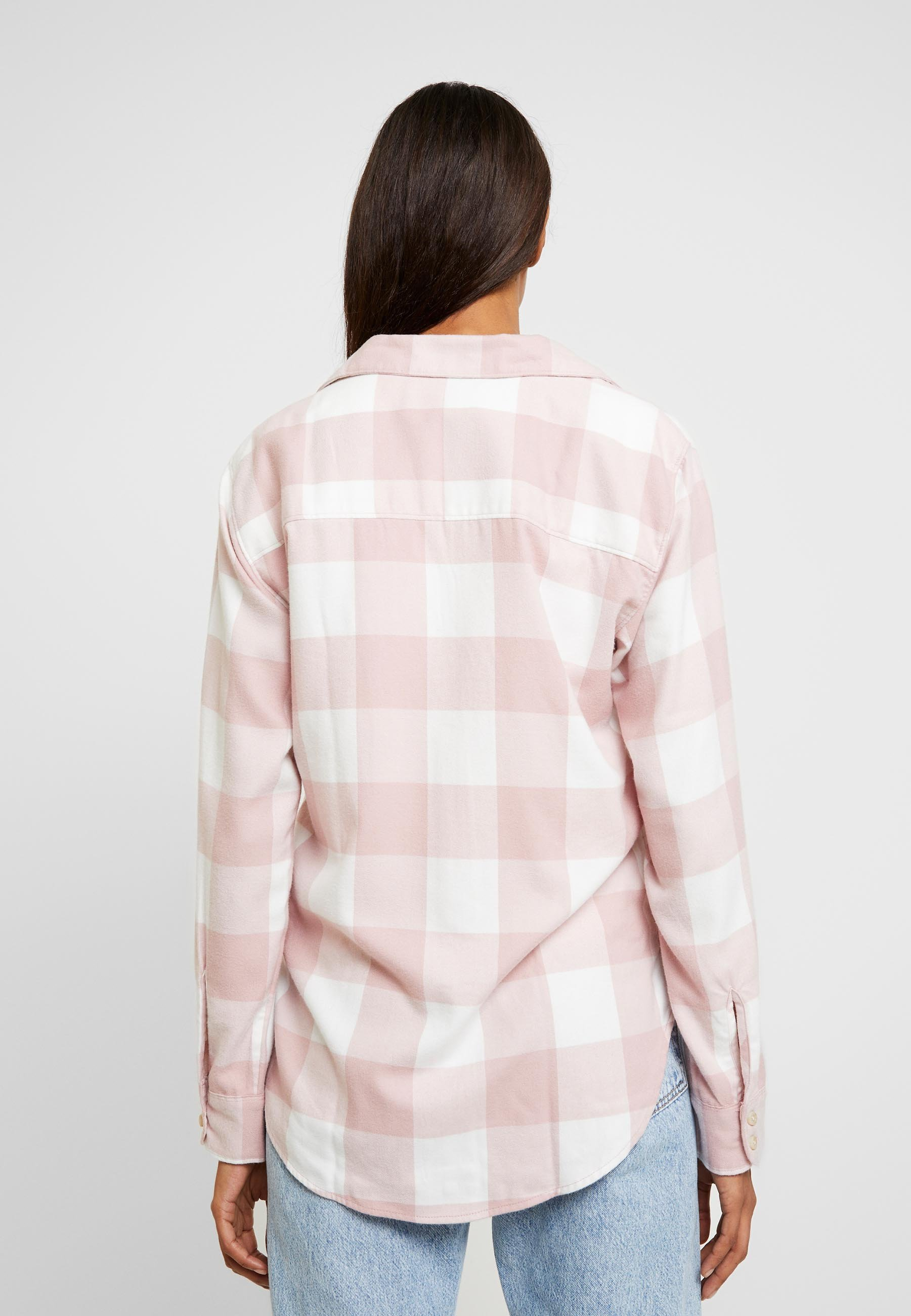 Abercrombie & Fitch Skjorte - light pink