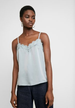 SCANDY STREET LINGERIE CAMI - Top - illusion blue
