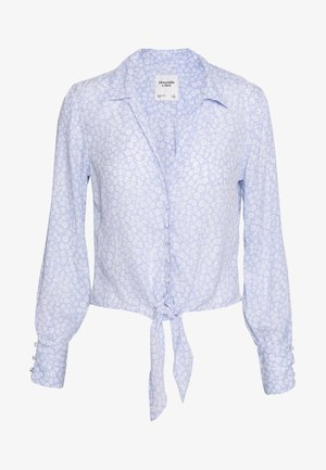 PRINTED - Camicia - blue/white