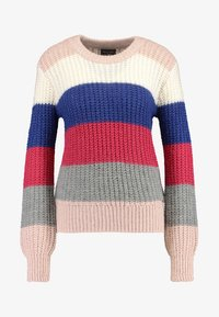 Abercrombie & Fitch - BALLOON SLEEVE SWEATER - Jumper - multi-color - 3