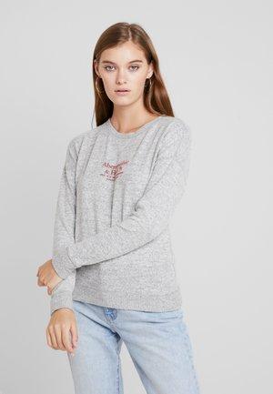 COZY LOGO  - Pullover - light grey