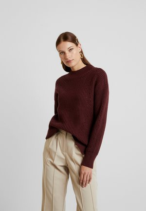 Sweter - burg