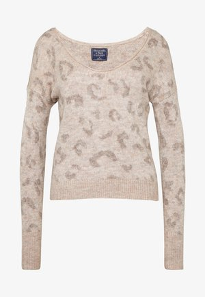 SWEATER - Sweter - neutral