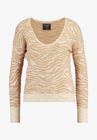 Abercrombie & Fitch - SWEATER - Jumper - neutral - 3