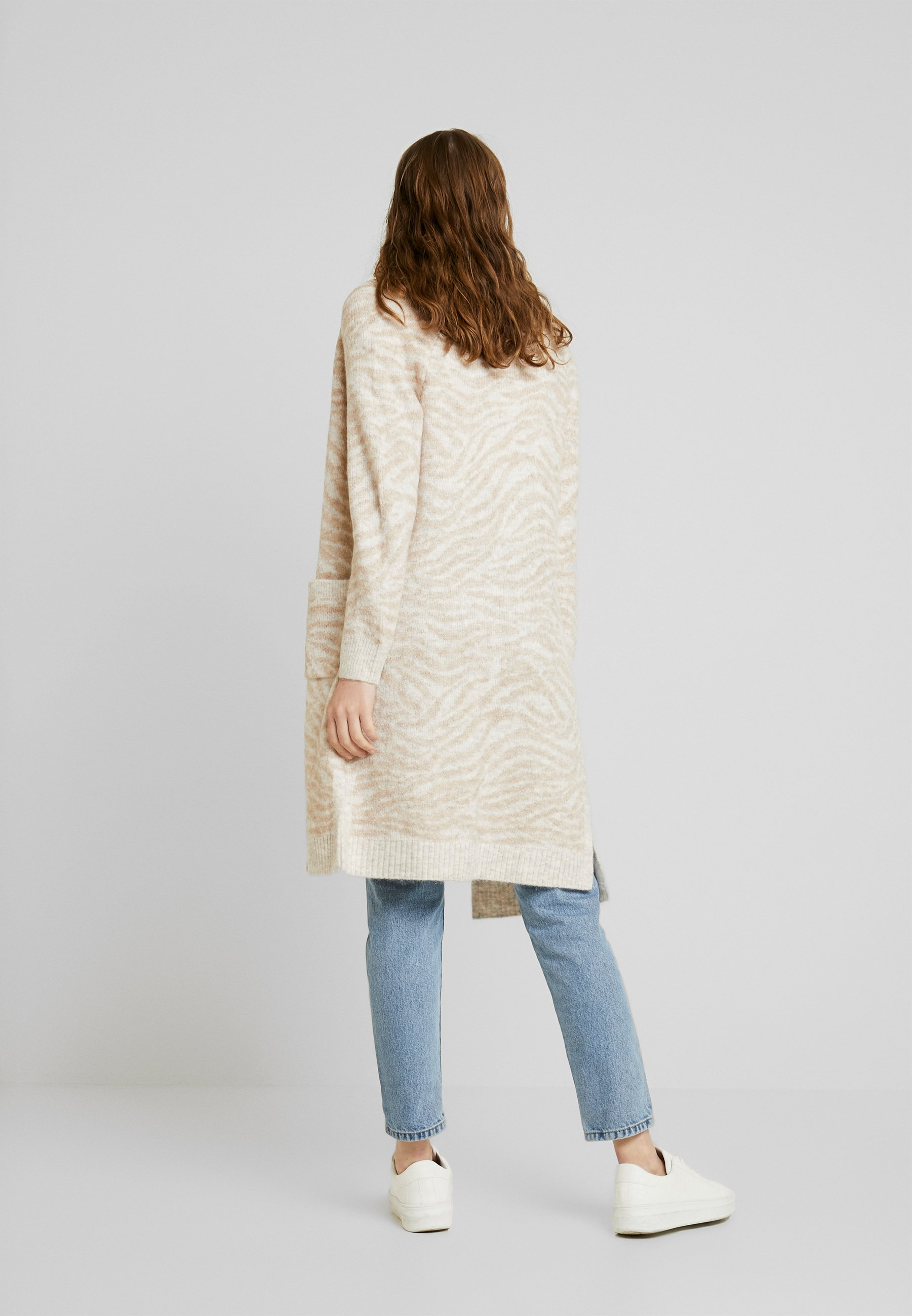 Abercrombie & Fitch Cardigan - Neutral Brown