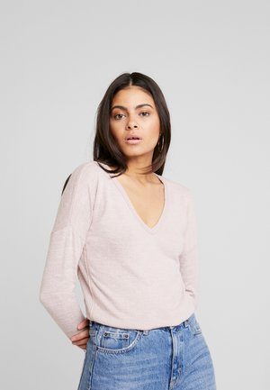 Jumper - shadow grey/light pink