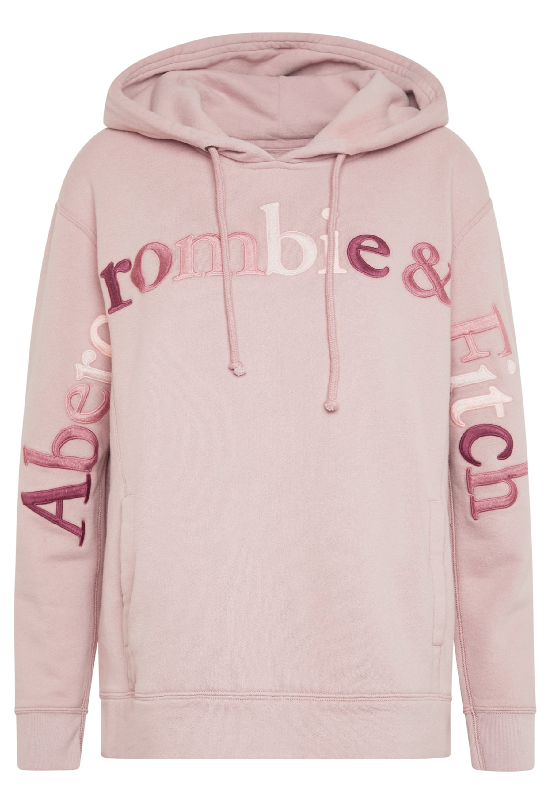 Abercrombie & Fitch Popover - Sweat À Capuche Pink