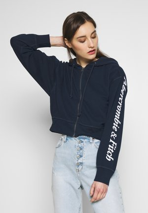 TREND LOGO - Zip-up hoodie - navy
