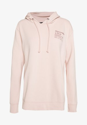 TREND LOGO POPOVER  - Hoodie - pink