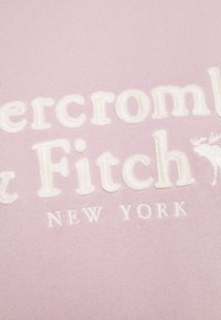 Abercrombie & Fitch - HERITAGE LOGO POPOVER - Hoodie - pink - 5