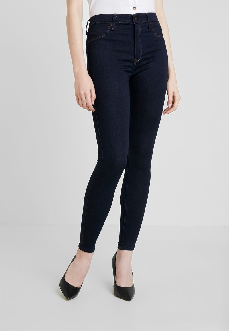 Abercrombie & Fitch - Jeans Slim Fit - rinse