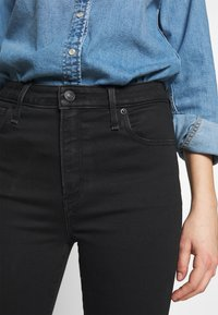 Abercrombie & Fitch - Skinny džíny - black - 5